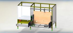 دانلود پروژه طراحی دستگاه کارتن سازی