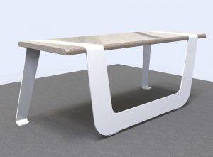 دانلود پروژه طراحی میز پذیرایی مدرن