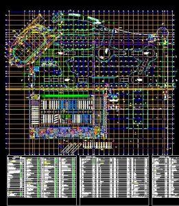 دانلود پروژه طراحی نقشه و پلان مرکز خرید مدرن (مجتمع تجاری - پاساژ - مال) 3