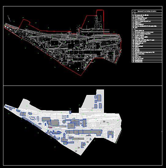 دانلود پروژه طراحی نقشه و پلان معدن زغال سنگ