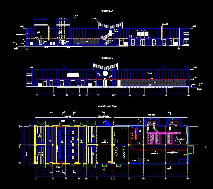 دانلود پروژه طراحی نقشه و پلان واحد قدرت کارخانه (تولید و توزیع برق )