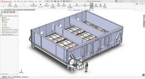 دانلود پروژه طراحی هوپر رسوبدهنده الکترواستاتیکی