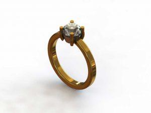 دانلود پروژه طراحی انگشتر الماس (10)