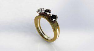 دانلود پروژه طراحی انگشتر الماس (9)
