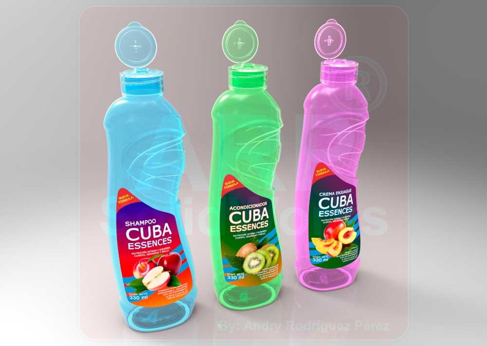 دانلود پروژه طراحی بطری پلاستیکی