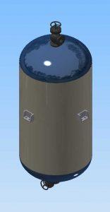 دانلود پروژه طراحی تانکر گاز