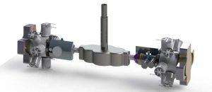 دانلود پروژه طراحی مکانیزم انتقال قدرت هلیکوپتر