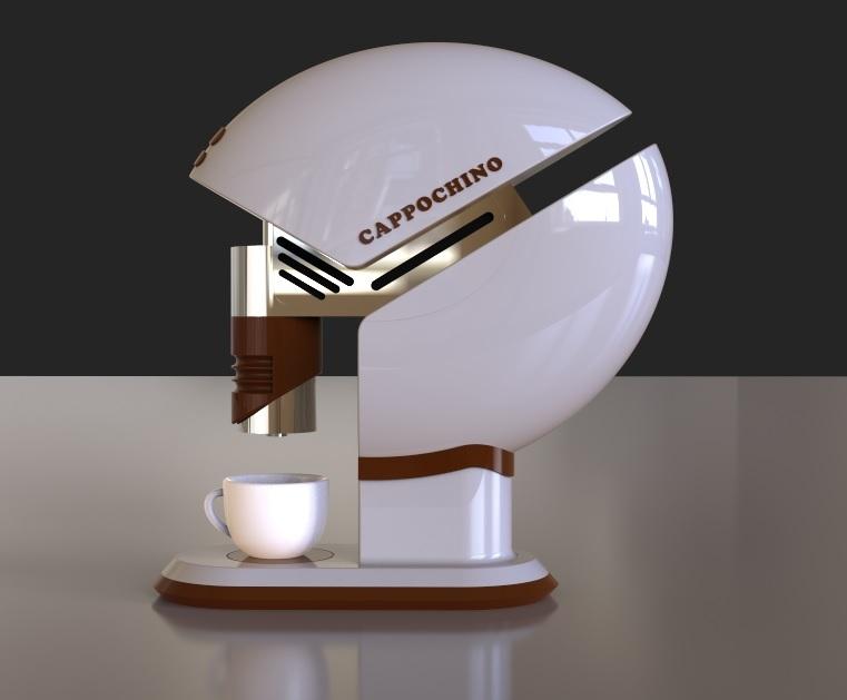 دانلود پروژه طراحی دستگاه قهوه ساز خانگی