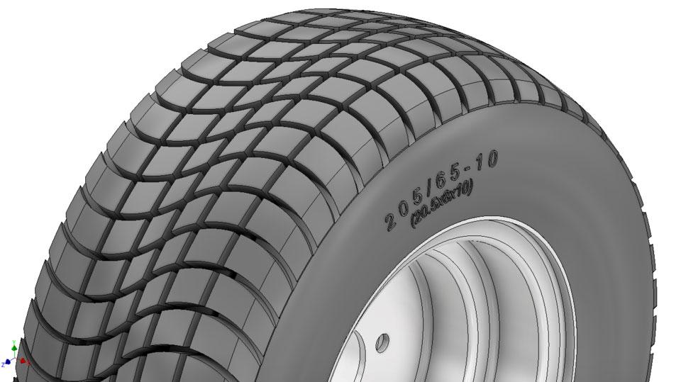 دانلود پروژه طراحی رینگ و چرخ خودرو (تایر , لاستیک) (2)