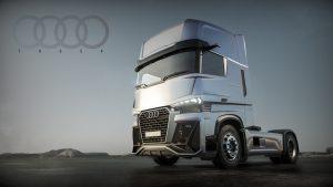 دانلود پروژه طراحی کامیون آئودی مفهومی (1)