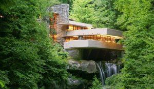 دانلود پروژه طراحی نقشه و پلان خانه فالینگ واتر (2)