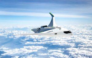 دانلود پروژه طراحی هواپیمای ایرباس ZEROe