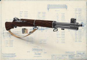 دانلود پروژه طراحی تفنگ ام۱ گرند (5)