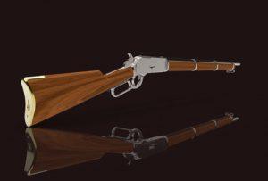 دانلود پروژه طراحی تفنگ وینچستر WINCHESTER 1876