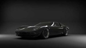 دانلود پروژه طراحی خودرو اسپرت کلاسیک لامبورگینی میورا (2)