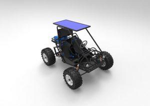 دانلود پروژه طراحی خودرو باگی برقی (2)
