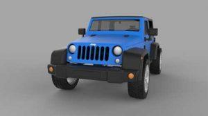 دانلود پروژه طراحی خودرو جیپ رنگلر روبیکون 2010 (3)