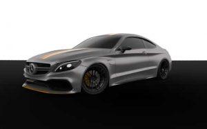دانلود پروژه طراحی خودرو مرسدس بنز C63 AMG (2)