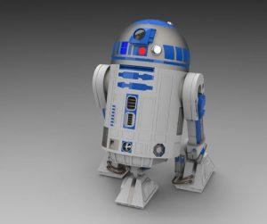 دانلود پروژه طراحی ربات R2D2 (2)