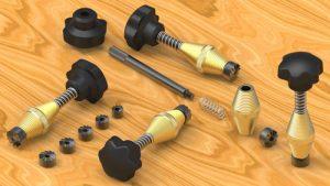 دانلود پروژه طراحی ست پیچ و ابزار برش فرز