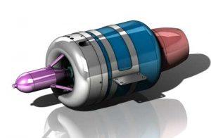 دانلود پروژه طراحی موتور جت هواپیمای رادیوکنترلی