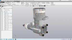 دانلود پروژه طراحی موتور نیترو دوزمانه هواپیما