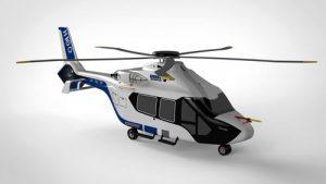 دانلود پروژه طراحی هلیکوپتر ایرباس H160
