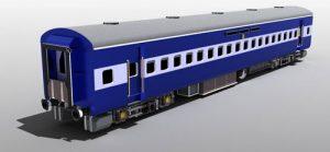 دانلود پروژه طراحی واگن مسافربری قطار (1)
