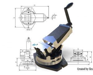 دانلود پروژه طراحی گیره رومیزی گردان زاویه ای (2)