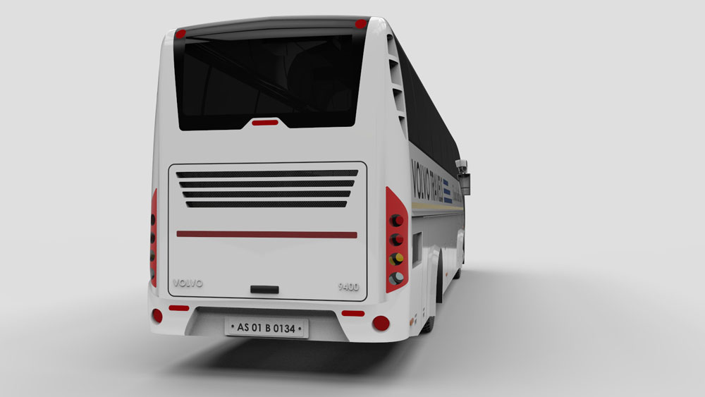 دانلود پروژه طراحی اتوبوس ولوو 9400 VIP B11R (4)