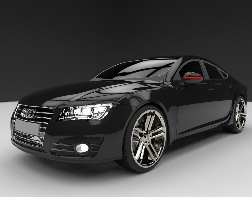 دانلود پروژه طراحی خودرو آئودی Audi A7 (2)