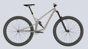 دانلود پروژه طراحی دوچرخه کوهستان تیتانیومی