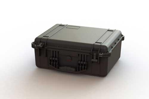 دانلود پروژه طراحی کیف هارد کیس پلیکان 1550 (3)