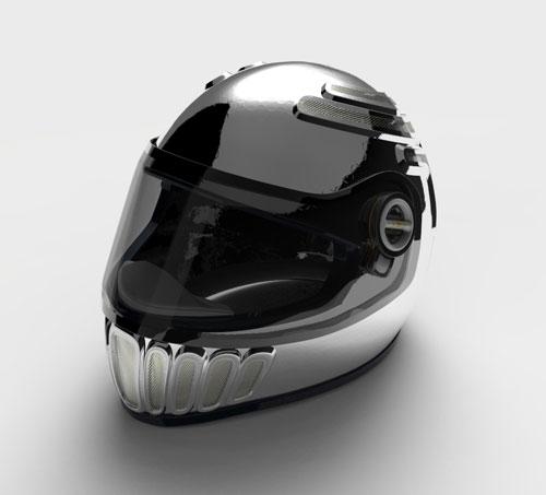 دانلود پروژه طراحی کلاه کاسکت (کلاه ایمنی موتورسیکلت)