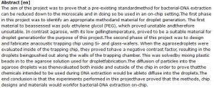 دانلود پایان نامه : بررسی استخراج DNA باکتری با روش Acoustic trapping