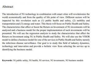 دانلود پایان نامه : مهار 5G برای ایمنی و بهداشت عمومی