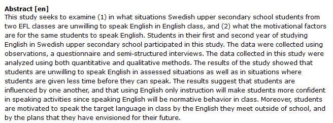 دانلود پایان نامه : بررسی ارتباطات دانش آموزان به زبان انگلیسی در کلاس درس