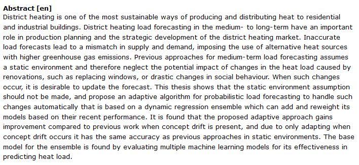 دانلود پایان نامه : بررسی الگوریتم انطباقی برای پیش بینی تقاضای گرمایش منطقه ای در میان مدت
