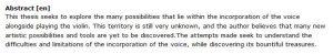 دانلود پایان نامه : بررسی امکان تلفیق صدا در نواختن ویولن