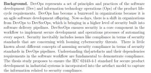 دانلود پایان نامه : بررسی استاندارد IEC 62443 و DevSecOps برای توسعه محصول ایمن