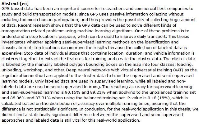 دانلود پایان نامه : بررسی حل مشکلات حمل و نقل توسط GPS و یادگیری ماشینی