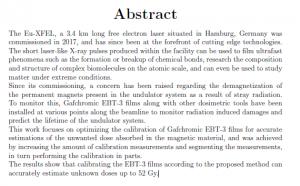 دانلود پایان نامه : بررسی خصوصیات کالیبراسیون فیلم GafChromic EBT3 برای کاربردهای دقیق