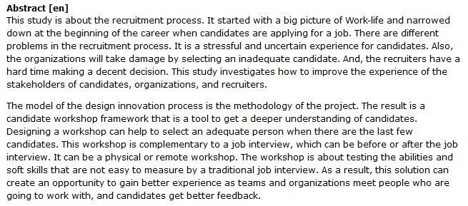 دانلود پایان نامه : بررسی چگونگی بهبود روند استخدام در سازمان ها