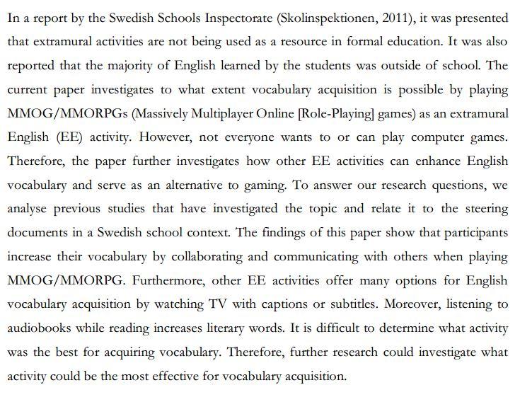 دانلود پایان نامه : بررسی یادگیری زبان انگلیسی با بازی های آنلاین MMOG/MMORPGs