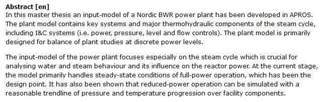دانلود پایان نامه : طراحی سیستم های کلیدی و اجزای اصلی ترموهیدرولیکی نیروگاه بخار