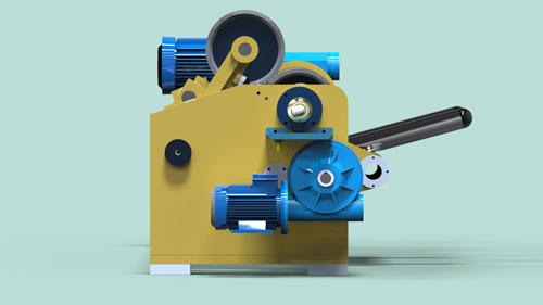 دانلود پروژه طراحی دستگاه رول فرمینگ ورق