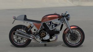 دانلود پروژه طراحی موتورسیکلت دوکاتی Ducati 900SS
