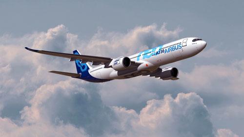 دانلود پروژه طراحی هواپیمای ایرباس AIRBUS A330neo
