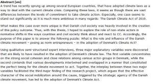 دانلود پایان نامه : بررسی نقش و تأثیر جامعه مدنی در تغییر قوانین و بهبود وضعیت محیط زیست