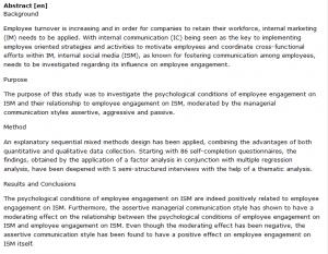 دانلود پایان نامه : بررسی تاثیر سبک های ارتباطی مدیریتی بر مشارکت کارکنان در ISM